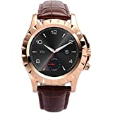 ENKE Smart Watch Nano HD Round Touch Screen Watch Phone With Heart Rate Monitor Bluetooth Camera For Android And...