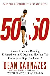 "Cover of ""50/50: Secrets I Learned Runnin..."