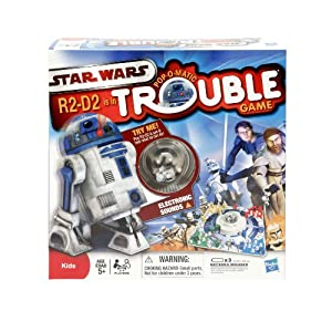 Click to buy R2-D2 Is In Trouble game from Amazon!