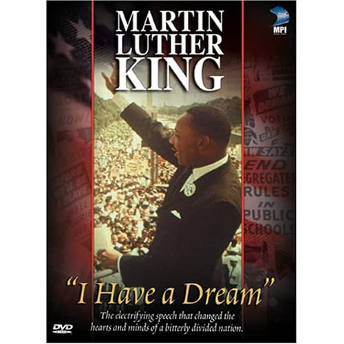 Amazon.com: Martin Luther King Jr. - I Have a Dream ...
