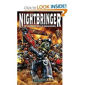 Nightbringer (Warhammer 40,000 Novels) Graham Mcneill, Marc Gascoigne