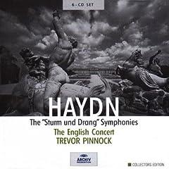 "Haydn: The ""Sturm und Drang"" Symphonies [Box Set]"
