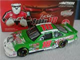 Bobby Labonte #18 Coca Cola Bear 2001 Interstate Batteries Pontiac Grand Prix Action Racing Collectables 1/24 Scale Hood, Trunk Open Limited Production
