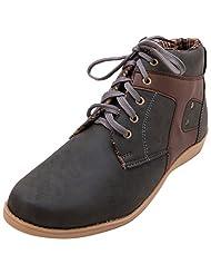 FBT Men's 10310 Green Casual Shoes