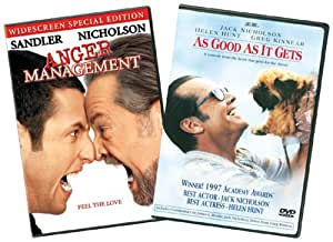 Amazon.com: Anger Management / as Good as It Gets Pack