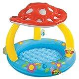Intex Mushroom Inflatable Baby Pool, 40