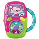 Game / Play Bright Starts Pretty In Pink Get Movin Music Player, Swing, Bright, Stars, Jumperoo, Gym