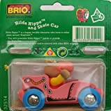 Hilda Hippo and Skate Car From Busytown By Richard Scarry Brio
