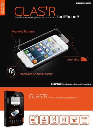 SGP+iPhone5+GLAS.tR+Premium+Tempered+Glass+【強化ガラス製液晶保護+】for+iPhone+5