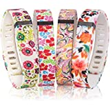 DDup Replacement Bands With Metal Clasps For Fitbit Flex / Wireless Activity Bracelet Sport Wristband / Fitbit...