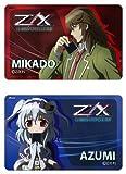 Z / X IGNITION design jacket sheet Mikado & Azumi