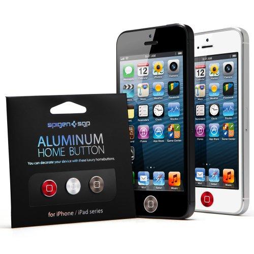 SPIGEN+SGP+アルミニウム+ホームボタン2+[RSG]+for+iPhone+%26+iPad+【SGP10087】