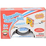Planet Of Toys Suspending Shuttle Ball Table Top Game (Multi-Color)