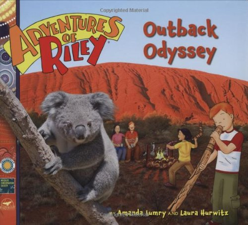 Outback Odyssey (Adventures Of Riley)