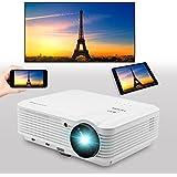 HD Projector Home Theater Cinema LCD Projector Android Wifi 3600 Lumens 1280X800 Native USB WUXGA AGV SD AV For...
