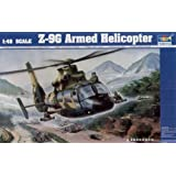 Trumpeter 1/48 Z9G Armored Chinese Helicopter Model Kit