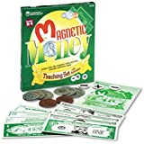 Learning Resources : Magnetic Money, For Grades K And Up -:- Sold As 2 Packs Of - 54 - / - Total Of