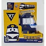 "[Robot Train] Korean TV Animation Transformer Mini Robot Characters Toy For Kids Child ""KAY"""