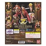Bandai ONE PIECE STATUE -ONE PIECE FILM Z- Piece Statue film Z normal set of 5 Gachapon figures