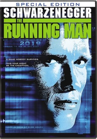"Cover of ""The Running Man (Special Editio..."