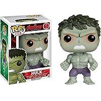 "Funko Marvel Avengers Age Of Ultron POP! Marvel Hulk Exclusive 3 3/4"" Vinyl Figure #68 [Red Shot Eyes Variant]"