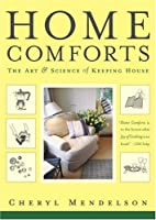 """Cover of """"Home Comforts: The Art and Scie..."""