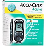Accu-Chek Active Sugar Level Testing Care Machine With 100 Strips