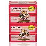 GTEE Green Tea Bags-Jasmine (25 Tea Bags X 2PACKS)