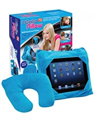 CPEX 3in1 Travel IPad Tablet Case Cover Mount Holder Go Go Plush Pillow