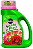 Miracle-Gro 1008591 Shake'n Feed Rose Plant Food Jug, 4.5-Pound (Discontinued by Manufacturer)