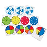 Learning Resources Write & Wipe Probability Spinners