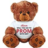 ALISON Will You Go To Prom? : Medium Plush Teddy Bear