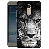 Mighty Lion Face Printed Designer Mobile Back Cover For Xiaomi Redmi Note 3 By Ulta Anda (3D, Matte Finish, Premium...