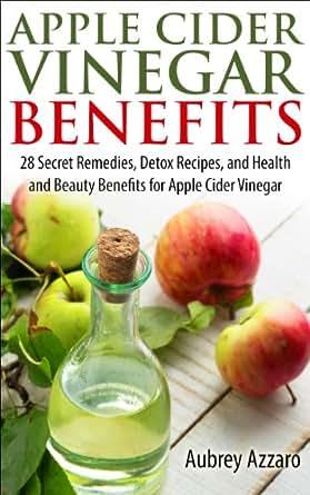 Amazon.com: Apple Cider Vinegar Benefits - 28 Secret