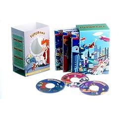 Futurama – Season 1 Collection (3 DVDs) für nur 15,97€
