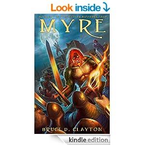 Myre (The Secular Wizardry Saga Book 1)