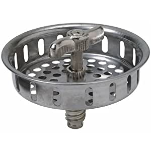 replace kitchen sink strainer replacement strainer basket 3 1 4 quot sink strainers 4739