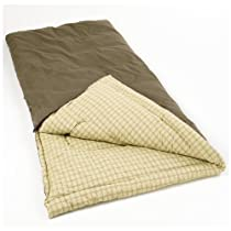 Reviews Coleman Big Game Sleeping Bag With Camping Equipment Best