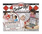 Melissa & Doug Order Up! Diner Play Set