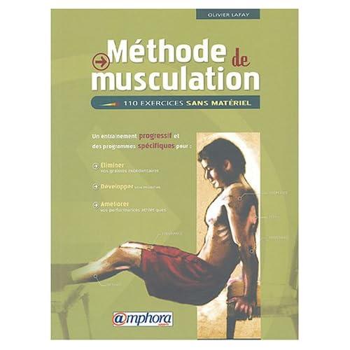 Méthode de musculation 110 exercices sans matériel - PDF