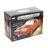 1/24 '69 Pontiac GTO-Red,Metal