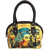 Digitally Printed Multi Stylish Big Marley Fashion/Carry Bags With Multi Pocket - B01I2XLZ00