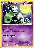 Pokemon - Meloetta (Aria Forme) HP 80 BW69 Promo