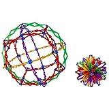 Hoberman Mini Sphere - Rainbow