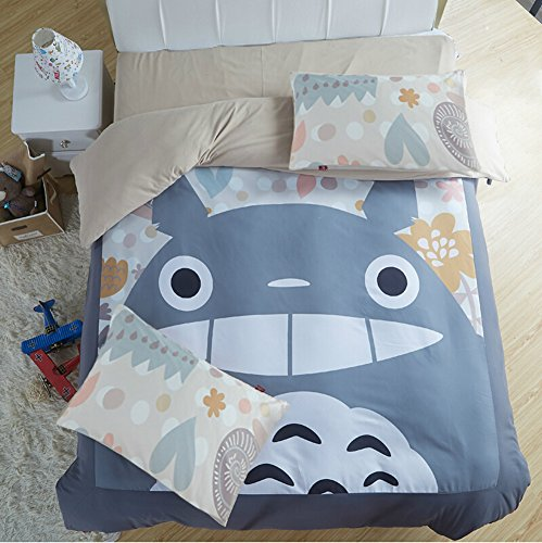 my neighbor totoro bedding set