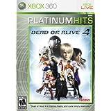 Dead Or Alive 4 Platinum Hits