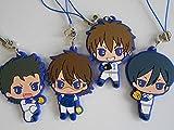 A capsule rubber mascot 8 kinds of diamond baseball anime NET: 8 kinds 1 Miyuki Sawamura Eiji 2 one 1 3 necromancer Valley dawn 4 kuramochi