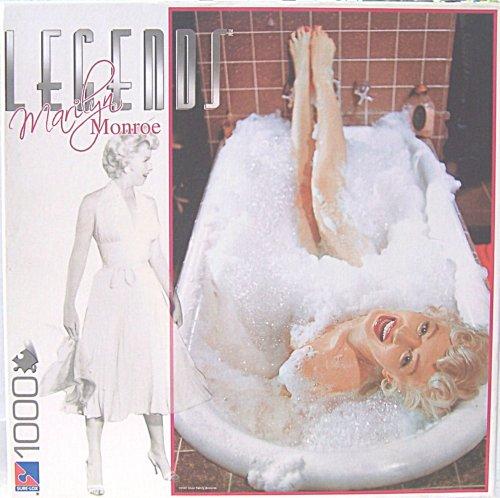 Marilyn Monroe - Legends Series - Marilyn Taking a Bubble Bath in the Tub - SUR LOX 1000 P...