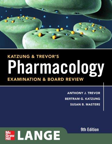Basic Pharmacology Book