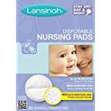 Lansinoh 20265 Disposable Nursing Pads 60-Count Boxes (Pack Of 4)